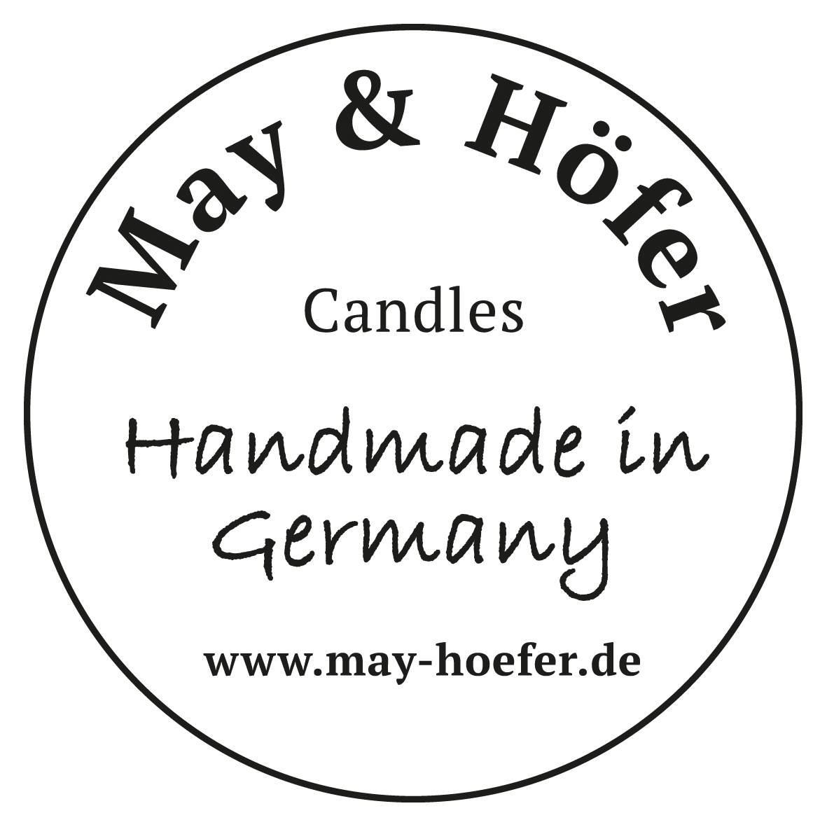 May & Höfer Candles